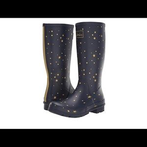 Joules Roll Up Welly